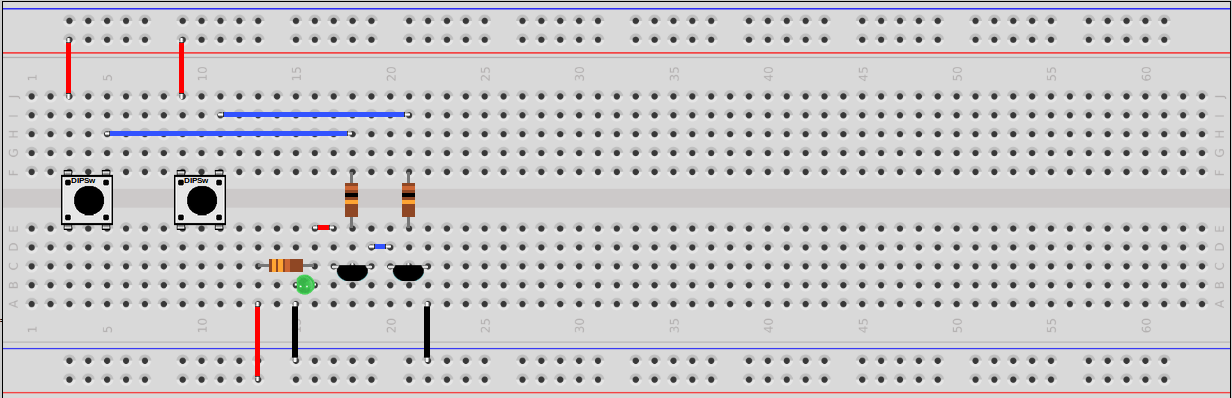 NPN Transistor NAND Gate Circuit | Sully Station Technologies