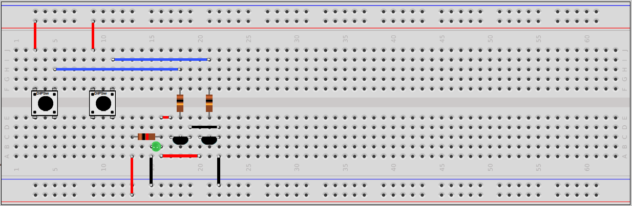 NPN Transistor NOR Gate Circuit   Sully Station Technologies