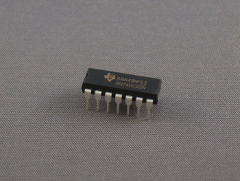 SN74HC02N Quad 2-Input NOR Gate